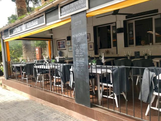 LPR-1990: Bar and Restaurant in Portals Nous