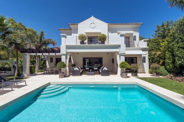 Haus zu verkaufen Benahavís, Costa del Sol