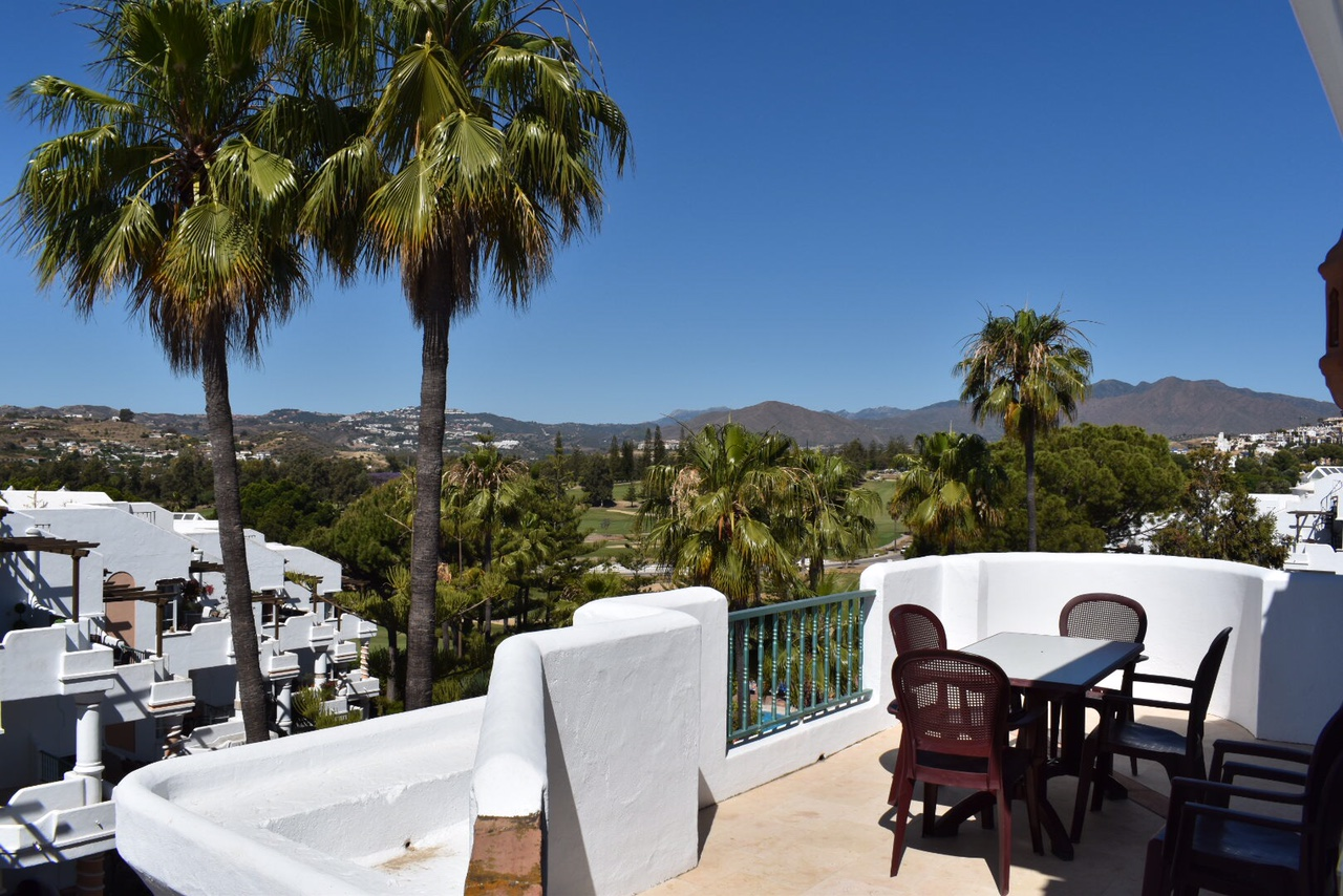 Penthouse for Sale Mijas Golf, Costa del Sol