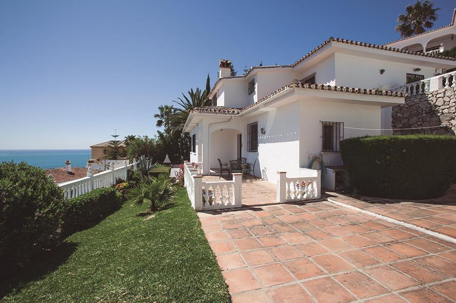 Villa for Rent La Capellanía, Costa del Sol
