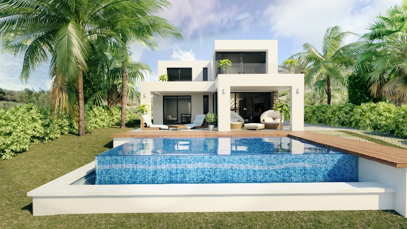 Villa Til salgs Mijas, Costa del Sol