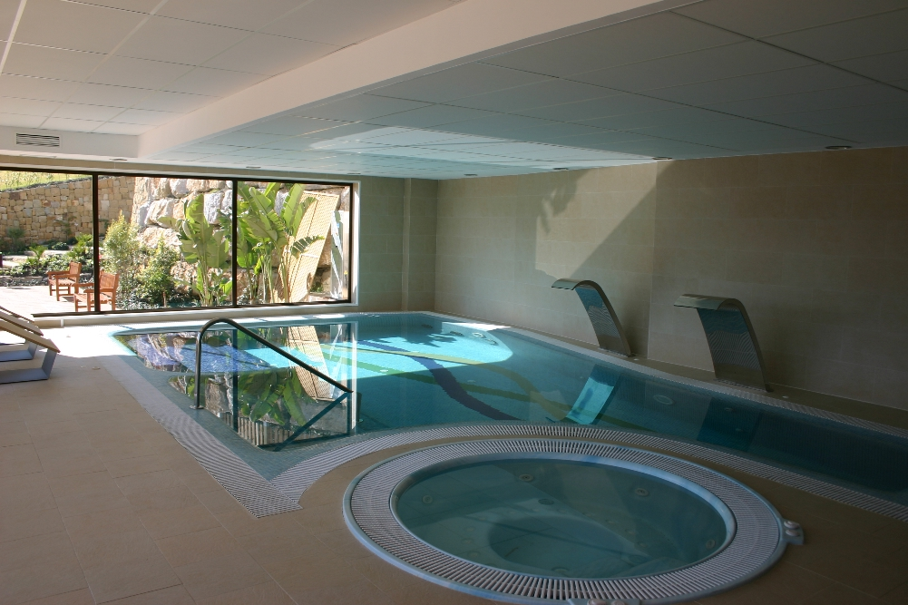 Indoor pool, etc