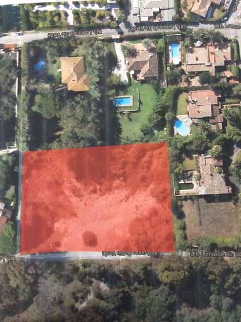 Plot/Land for Sale - 600.000€ - Golden Mile, Costa del Sol - Ref: 5255