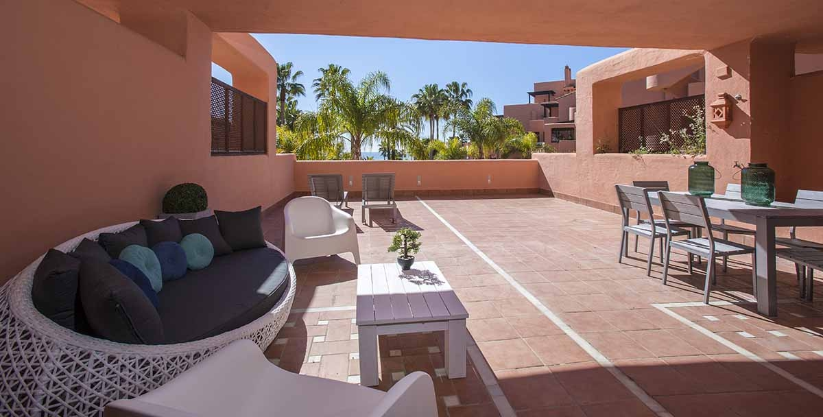 D5331 Luxury beachfront apartments 8