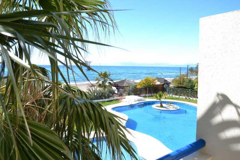 A5353 Frontline beach apartments Marbella 4