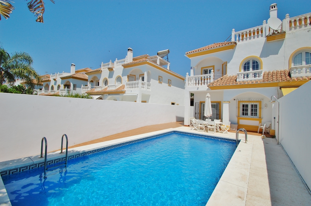 TH5356 Townhouse Golden Mile Marbella 1