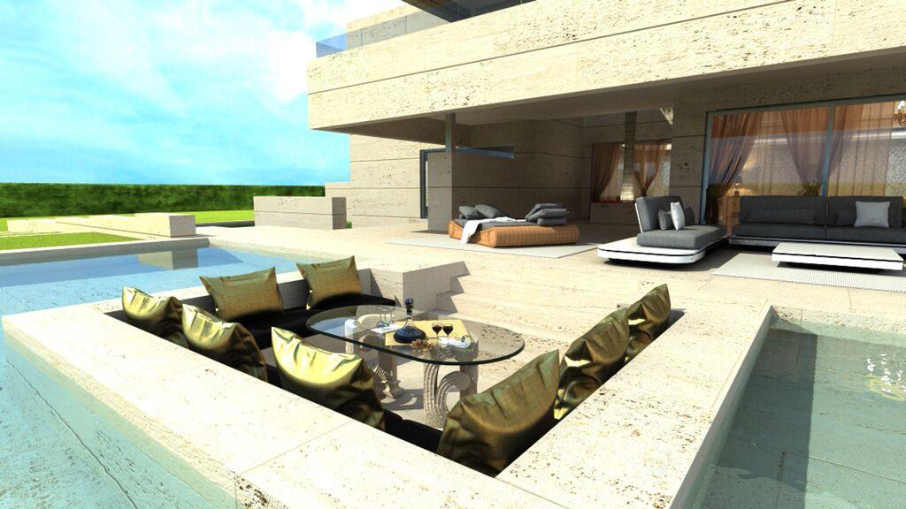 D5398 Stunning Modern Villa (2)