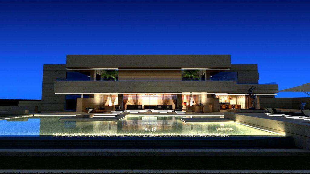 D5398 Stunning Modern Villa (11)