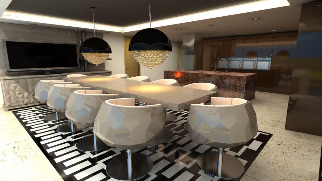 D5398 Stunning Modern Villa (13)