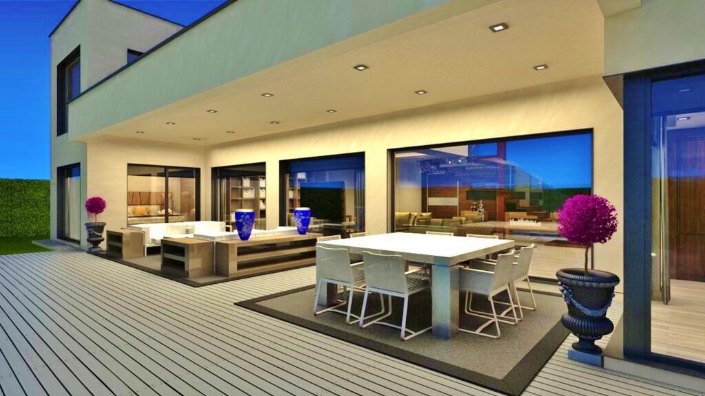 D5401 Modern Villa (3)