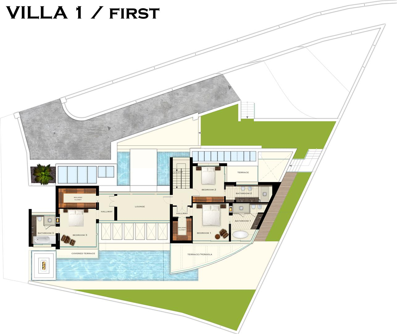 PLANS VILLA1-FIRST (Large)