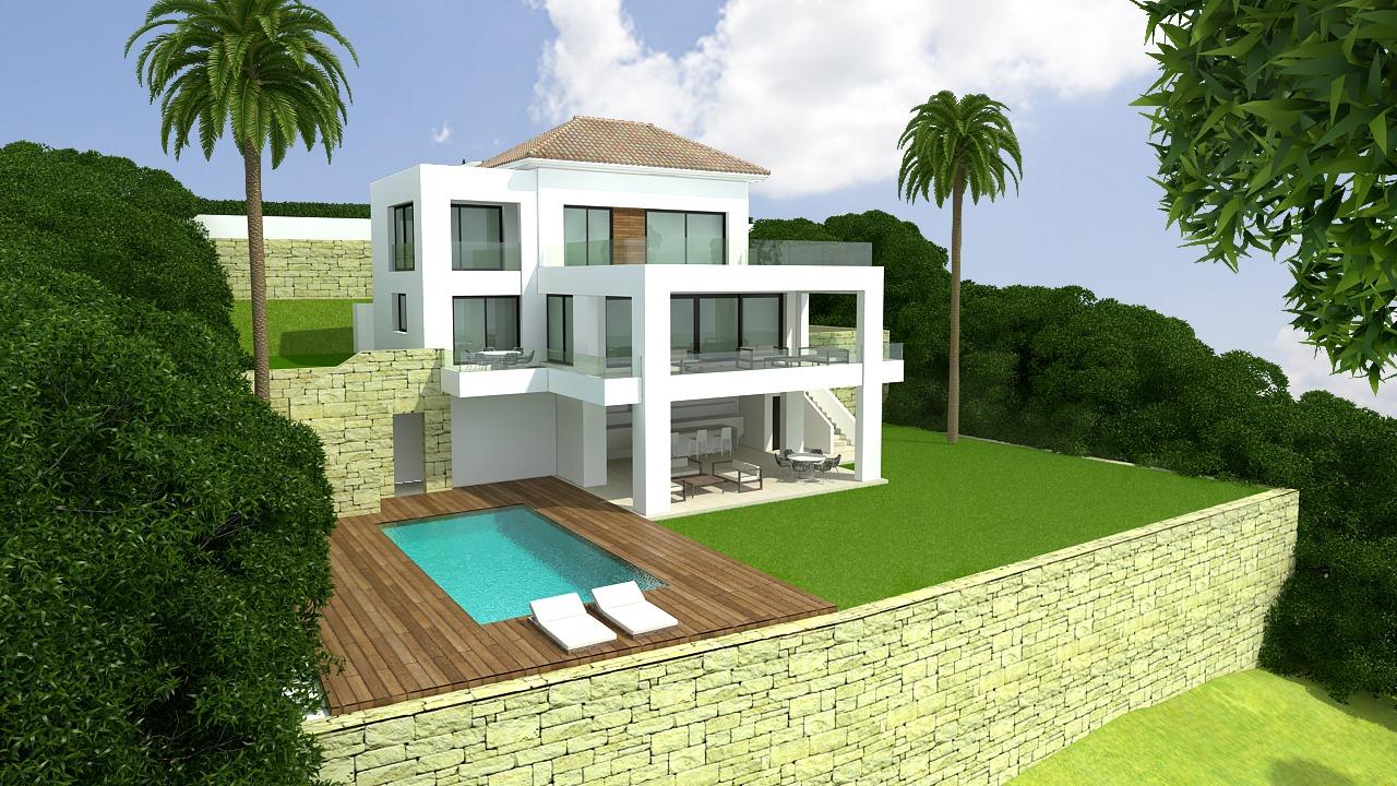 V5666 Brand new villa El Paraiso Alto 1_1280x720
