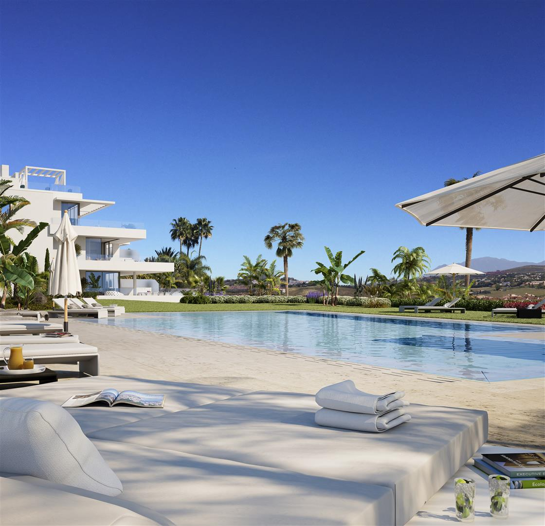 New Modern Development in East Estepona Spain (4) (Large)