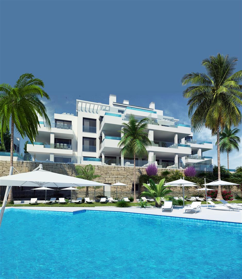 New Contemporary Development for sale Mijas Costa Spain (5) (Large)