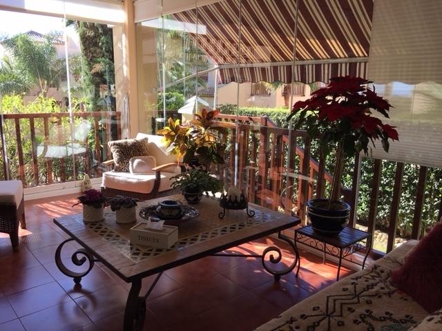 Bargain! Corner apartment for sale in Atalaya Golf, close to Marbella & Puerto Banus