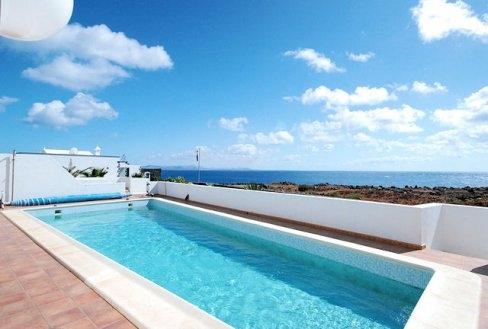 H1392 vista piscina