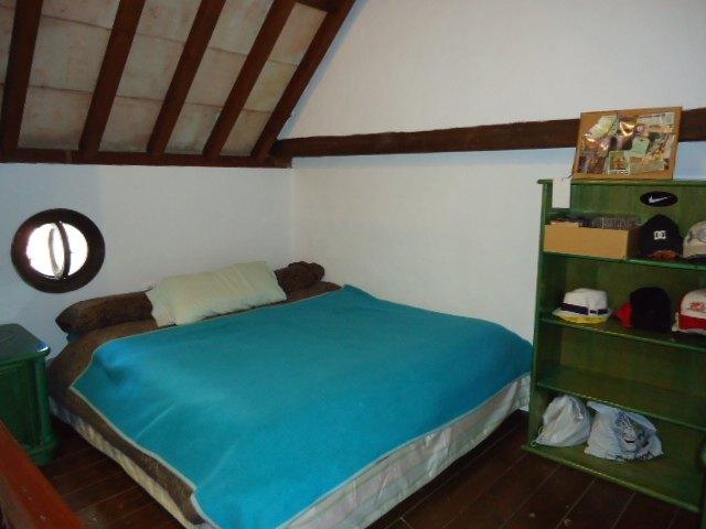 sleeping area in 3rd bedroom mezzanine floor