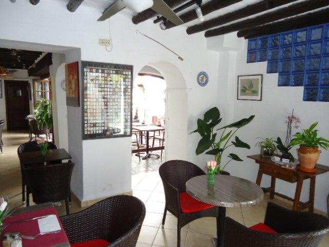 seating area Restaurant