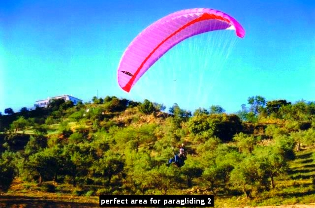 perfect area for paragliding 2