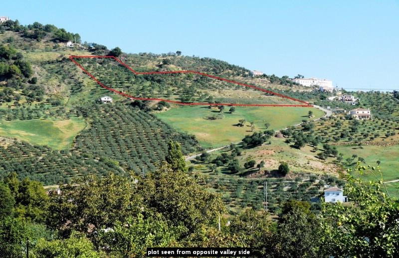 plot seen from opposite valley side