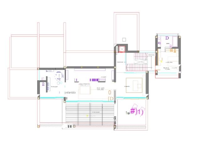 first floor modern project