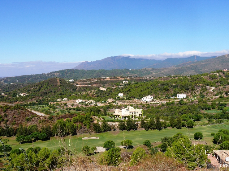 vista panoramica de MCGR