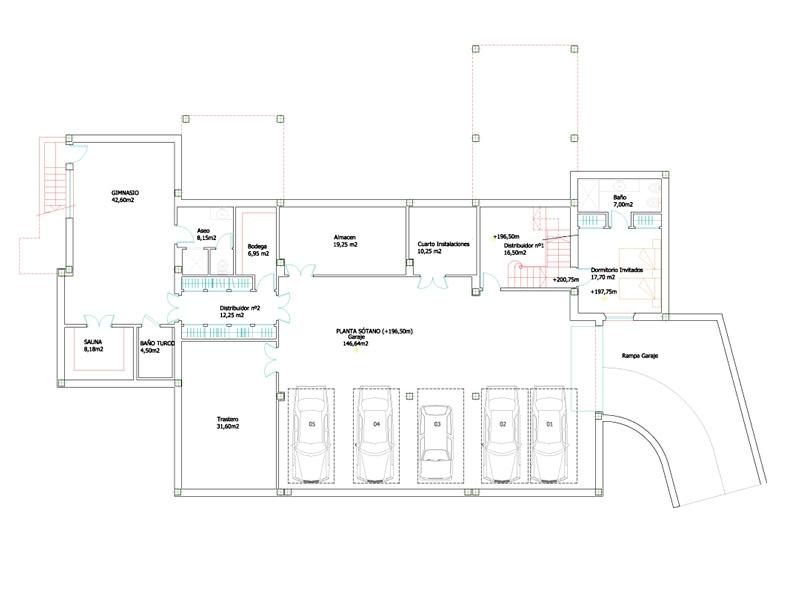 A.D.: basement