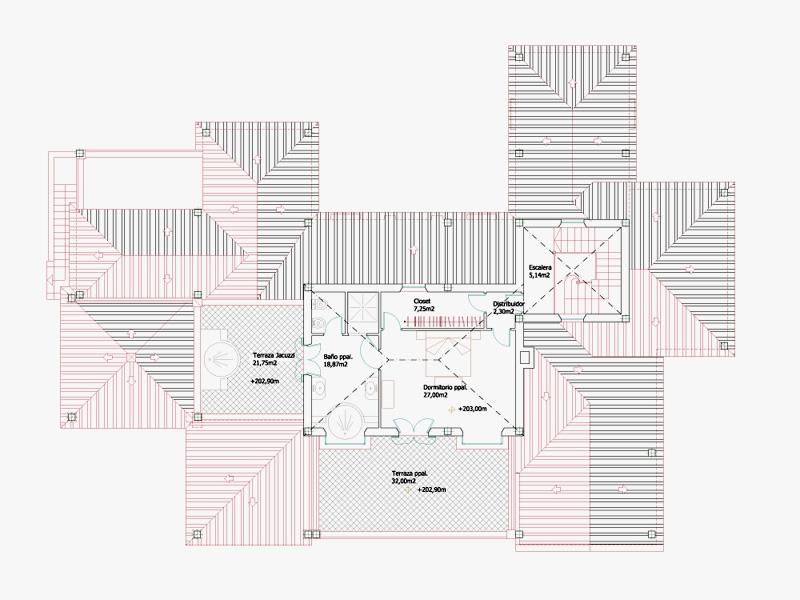 A.D.: second floor