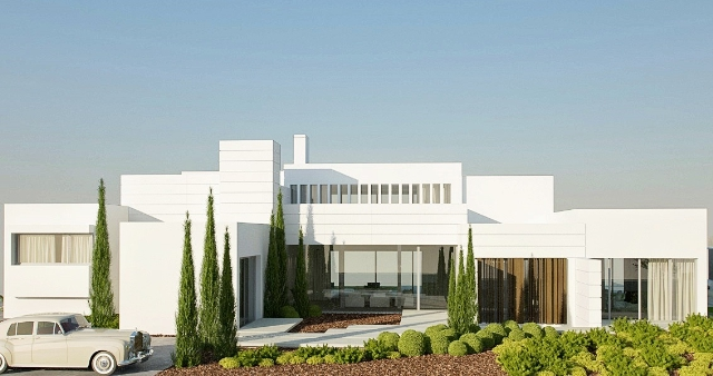 Modern Design View 2