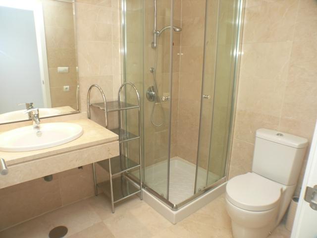 guest shower bath
