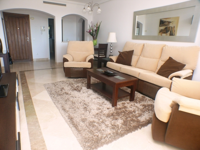 lounge towards entrance hall