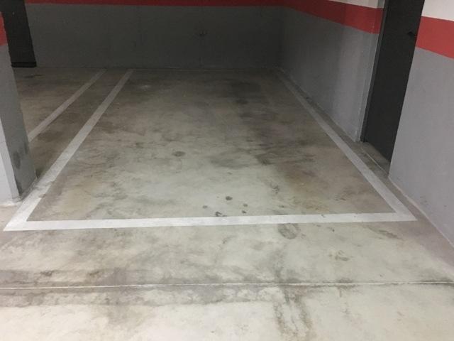 parking in basement