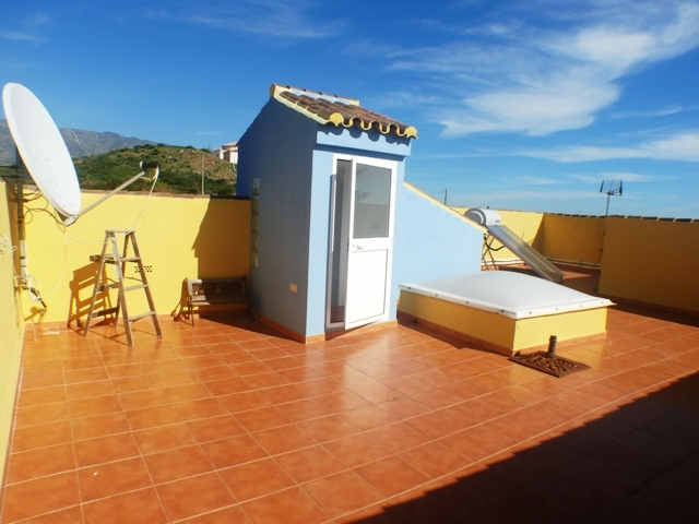 roof top solarium terrace