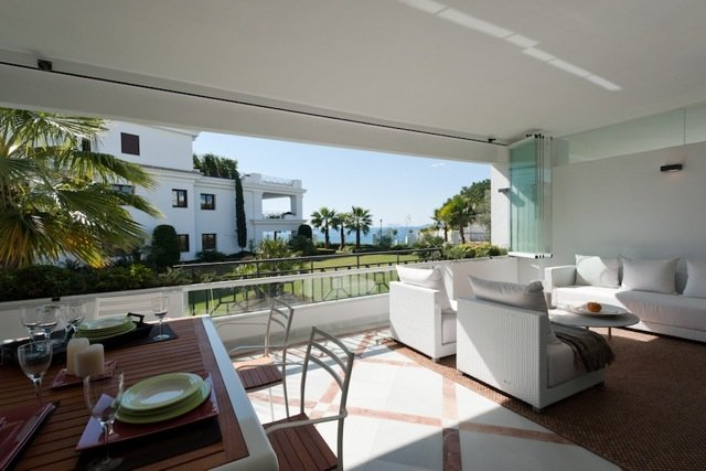 Luxury Beachfront Apartment for Sale in Estepona, Costa del Sol