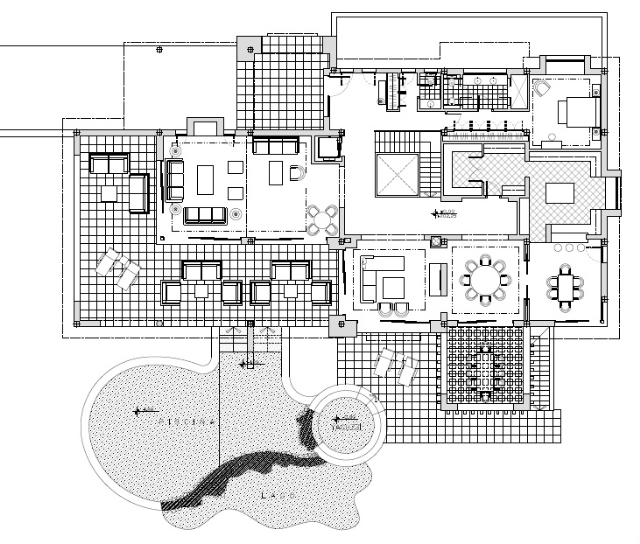 ground floor distribution