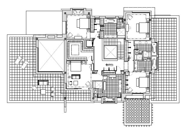 upper floor distribution