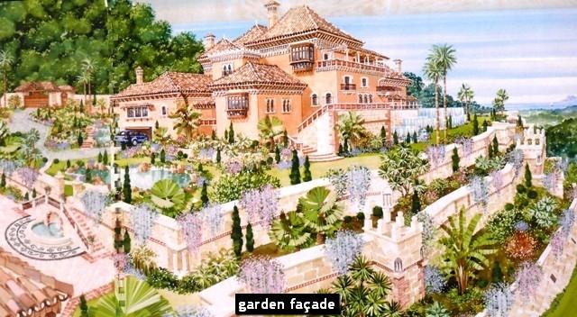 garden façade
