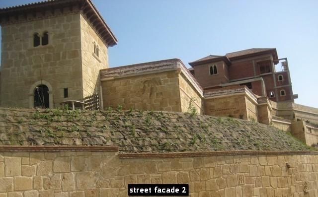 street facade 2