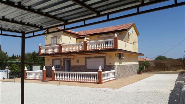 For sale: 4 bedroom finca in Alhaurín el Grande, Costa del Sol