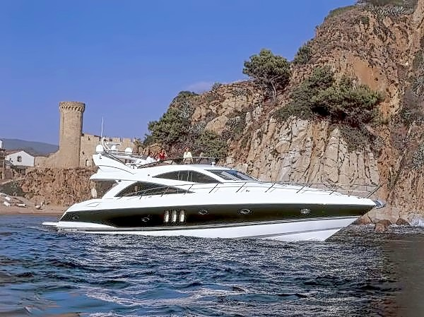550216 - Motor yacht zu verkaufen in Puerto Portals, Calvià, Mallorca, Baleares, Spanien