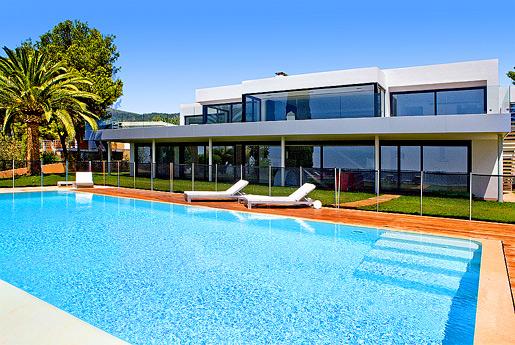 584709 - Villa zu verkaufen in Costa D´en Blanes, Calvià, Mallorca, Baleares, Spanien