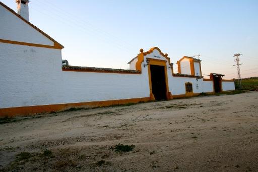 almazara entrance
