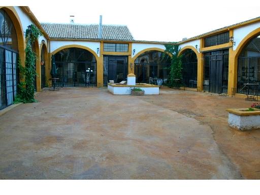 cortijo patio