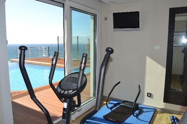 17 Villa 48 Gym