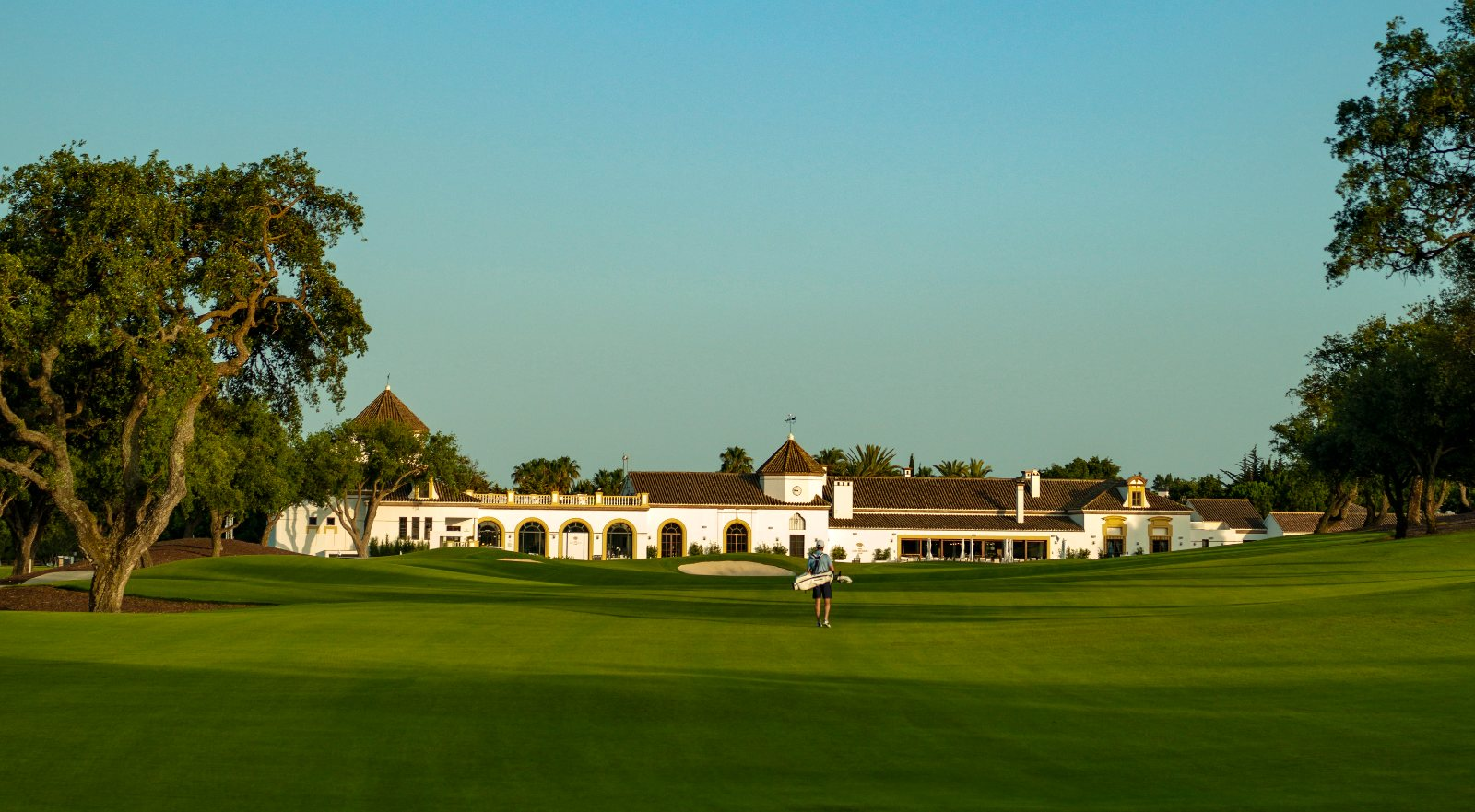 The San Roque Club - Golf Manager