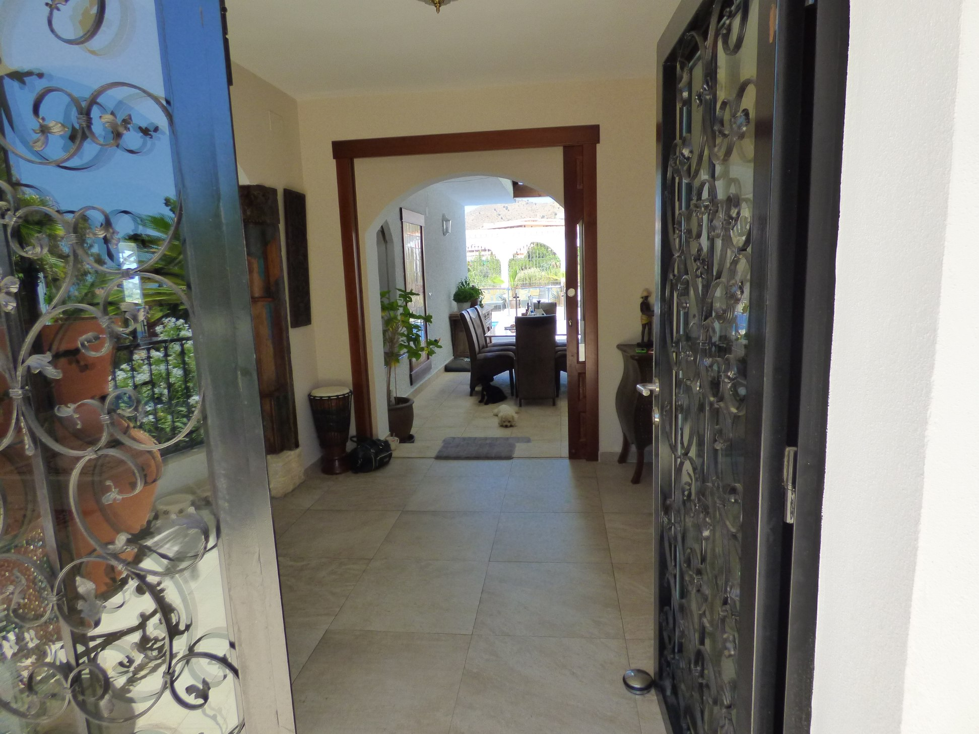 entrance door 2