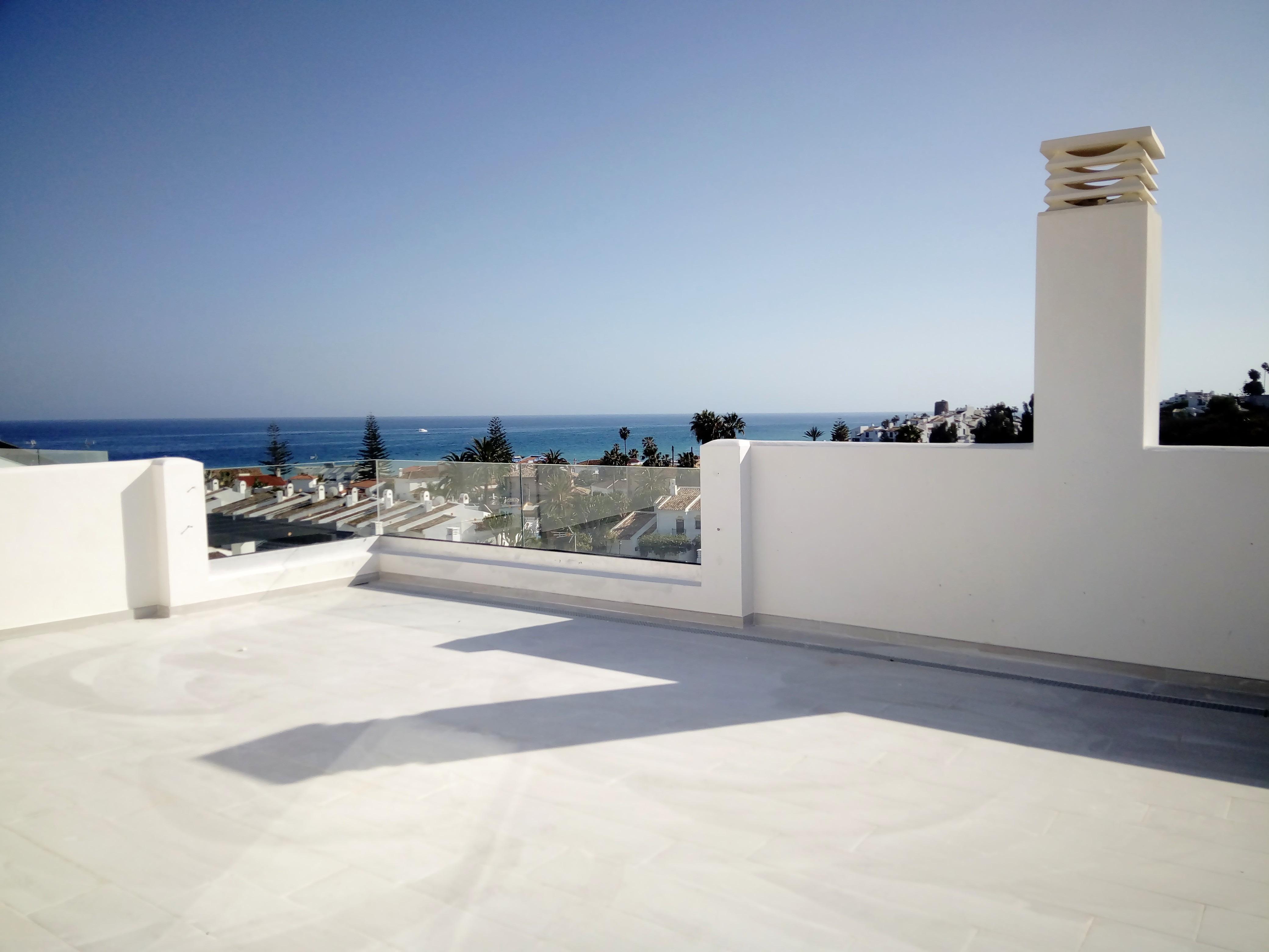 Cordoba penthouse bloc 3 B top floor terrace out