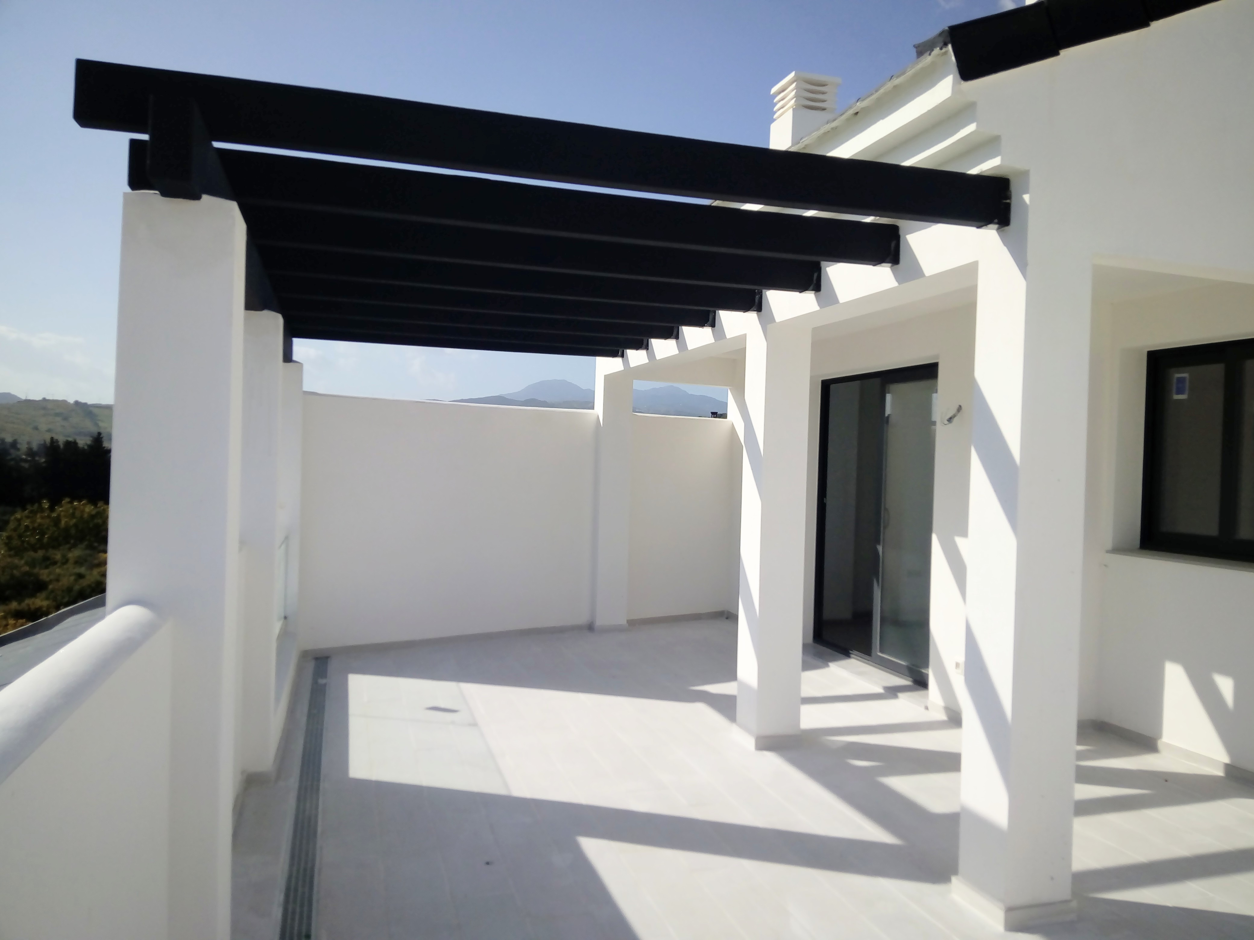 Cordoba penthouse bloc 3, B ground floor covered terrace