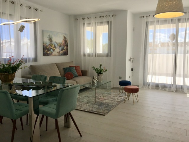 Living -dining room