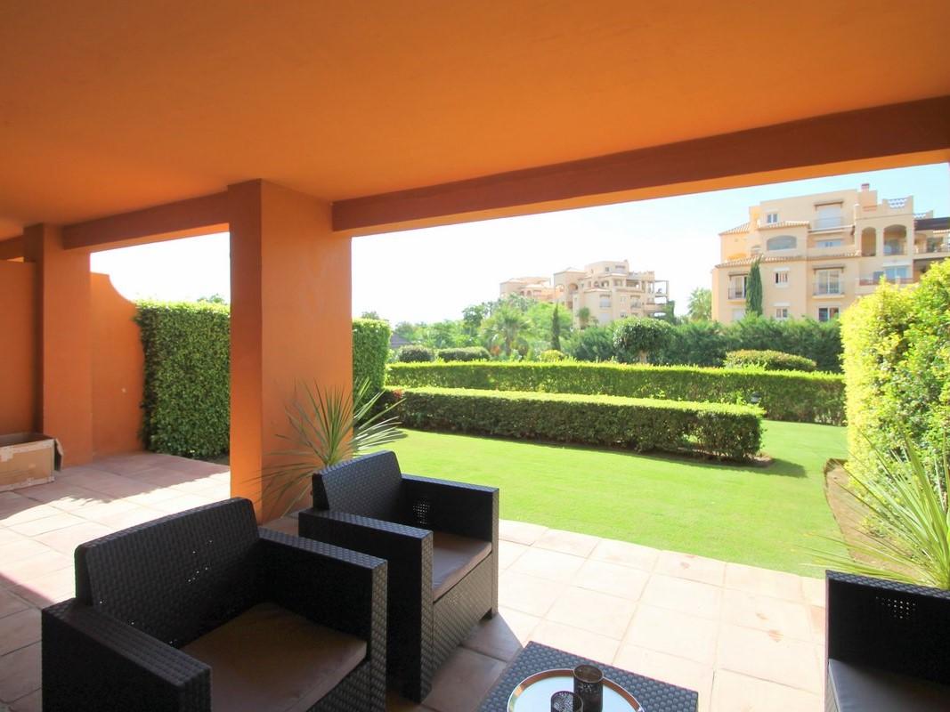 Terrace outlook